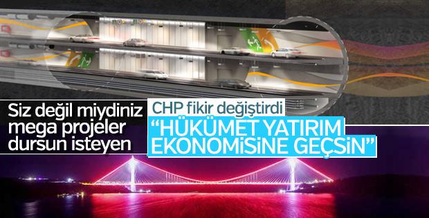 CHP'nin ekonomiye çözüm önerisi