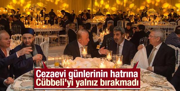 Cübbeli Ahmet Hoca kızını evlendirdi