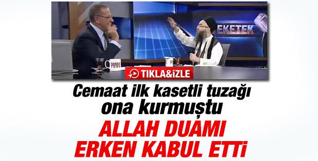 Cübbeli Ahmet Hoca'dan paralel yapıya gönderme - İzle