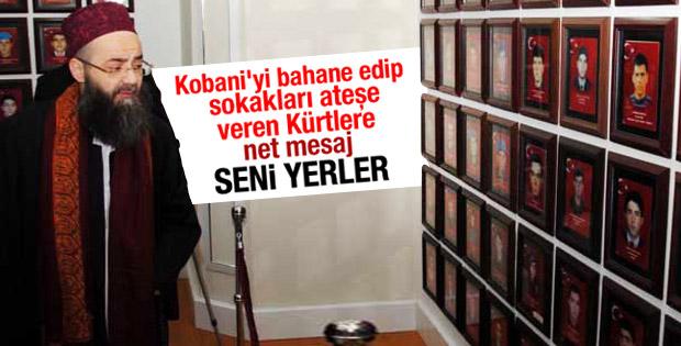 Cübbeli Ahmet Hoca'dan özerklik isteyen Kürtlere tepki