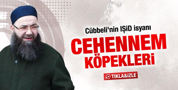 Cübbeli Ahmet: Bunlar cehennem köpekleridir İZLE