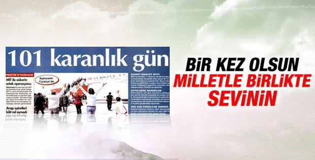 Cumhuriyet 46 Türk'ün kurtarılmasına sevinemedi
