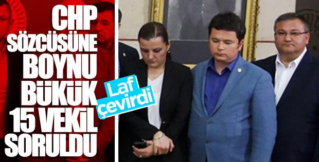 Bülent Tezcan'a İYİ Parti'ye geçen milletvekilleri soruldu