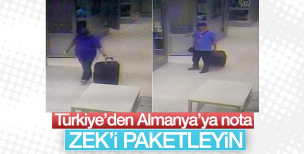 Türkiye firari savcıları Almanya'dan istedi