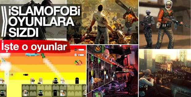 Bilgisayar oyunlarında islamofobik öğeler