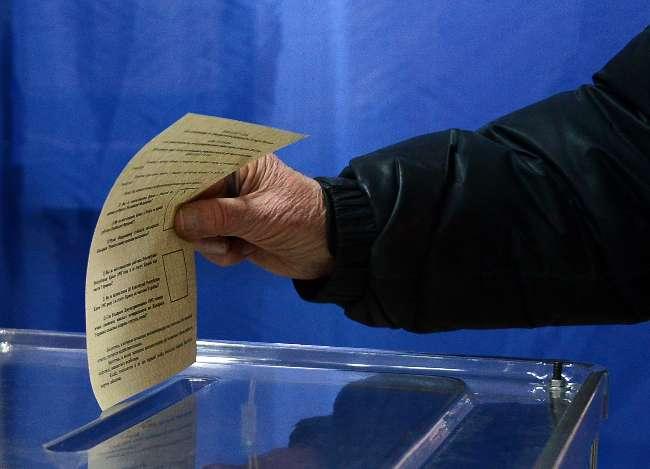 Kırım'da birden fazla oy kullanıldı iddiası