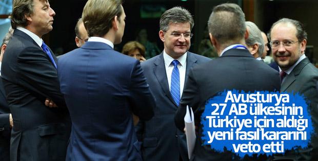 Avrupa Birliği'nin Türkiye kararı
