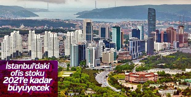 İstanbul'da büyüyen ofis stoku rekabeti artırdı