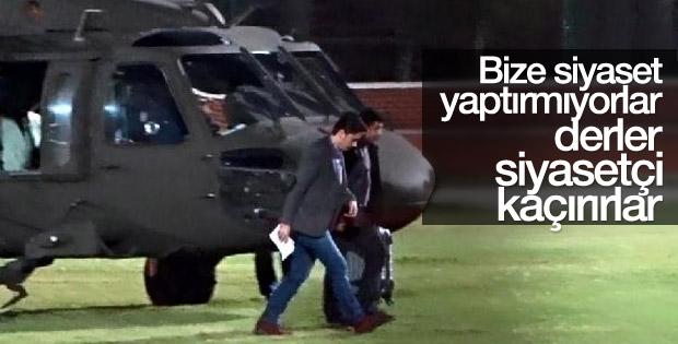 PKK'lılar Kürt partisinin yöneticilerini kaçırdı