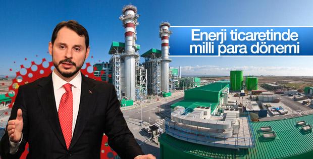 Bakan Albayrak'tan enerjide milli para dönemi açıklaması