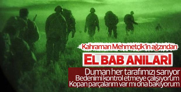 El Bab'da yaşananları kahraman Mehmetçikler anlattı