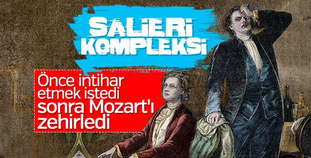 Mozart'ı kıskanan müzisyen: Salieri Kompleksi