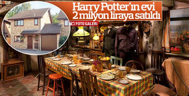 Harry Potter'ın evi satıldı