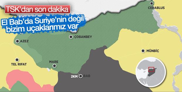 TSK Suriye'de 3. saldırı yapıldığı iddialarını yalanladı