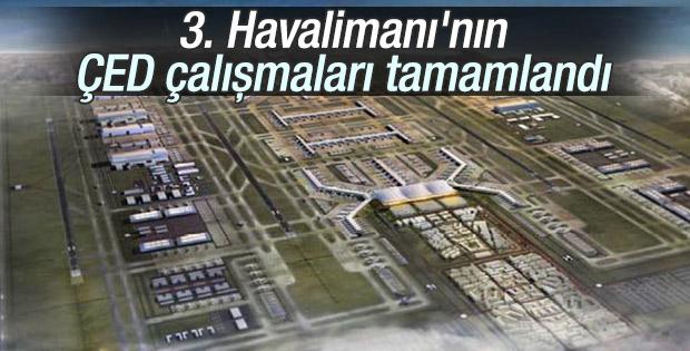 3. Havalimanı'nın ÇED süreci tamamlandı