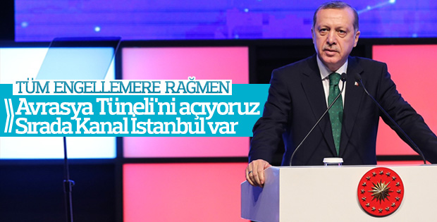 Kanal İstanbul için 2017'de ihaleye çıkılacak