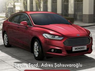 YENİ FORD MONDEO