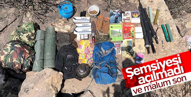 Van'da terör örgütüne ait 7 sığınak imha edildi