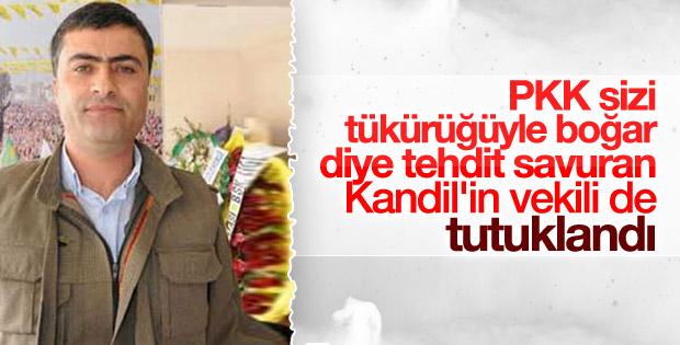 HDP'li Abdullah Zeydan tutuklandı