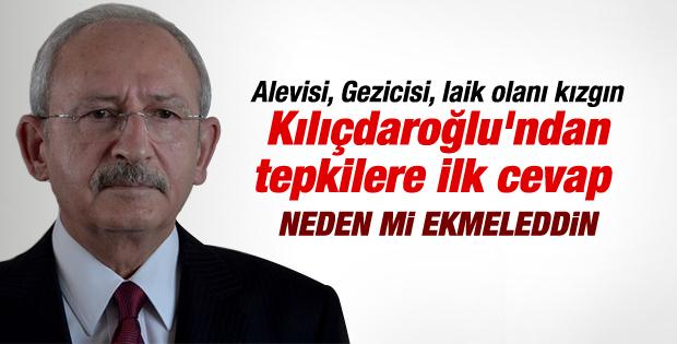 Kılıçdaroğlu: Ekmeleddin'i tanıdıkça hepsi düzelecek