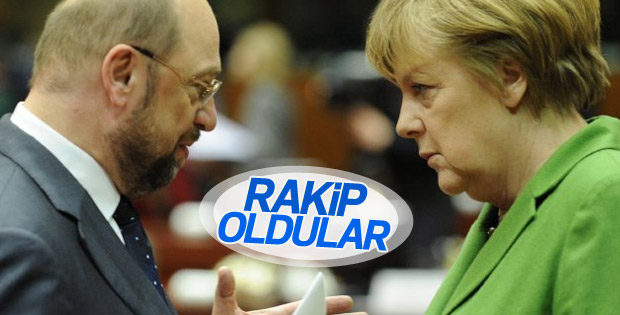 Martin Schulz SPD'nin başbakan adayı oldu