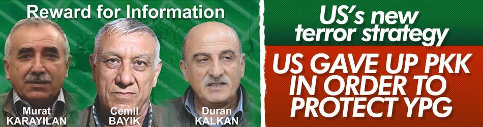 US offers up reward for PKK terrorists