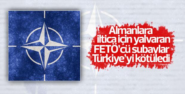 NATO'daki firari Türk subaylarının iltica talebi