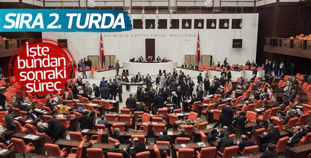 Anayasa Teklifi'nde 2. tur ve referandum süreci