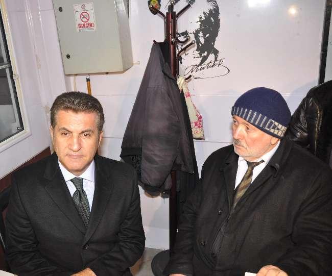 Sarıgül'den taksicilere İSPARK vaadi