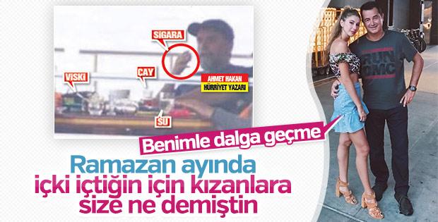 Şeyma Subaşı'dan Ahmet Hakan'a: Size ne