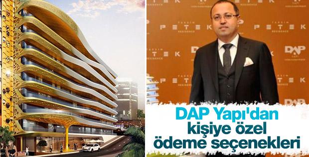 Dap Yapı'dan benzersiz proje: Taksim Petek Residence