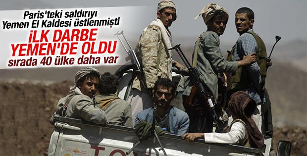 Yemen'de Husi militanları Başkanlık Sarayı'nı bastı