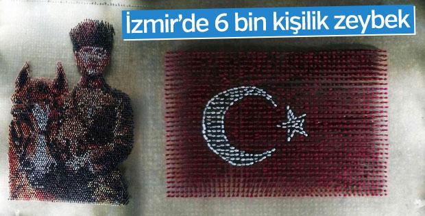 İzmir'de görkemli 29 Ekim etkinliği