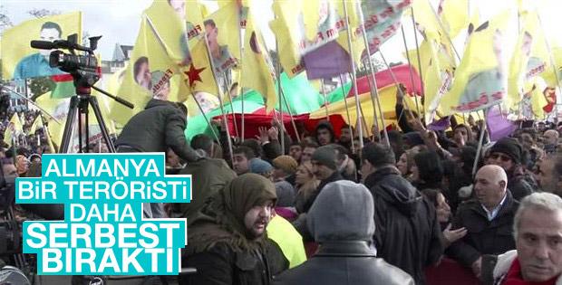 Alman mahkemesinden skandal PKK kararı