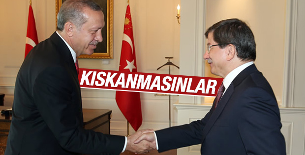 Başbakan Davutoğlu'nun grup toplantısı konuşması