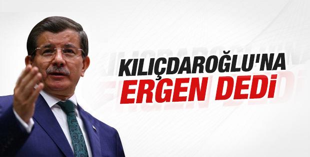 Davutoğlu'ndan Kılıçdaroğlu'na seçim vaatleri eleştirisi