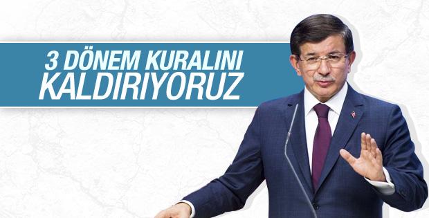 Başbakan Davutoğlu'ndan gündeme ilişkin açıklamalar