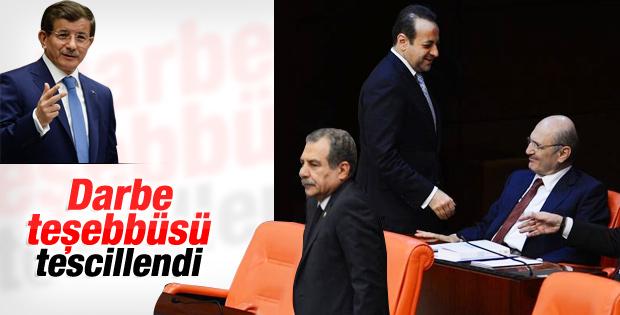 Davutoğlu'ndan Yüce Divan oylamasına ilk değerlendirme
