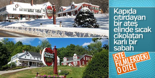 Masal kitabı gibi otel: Christmas Farm Inn And Spa
