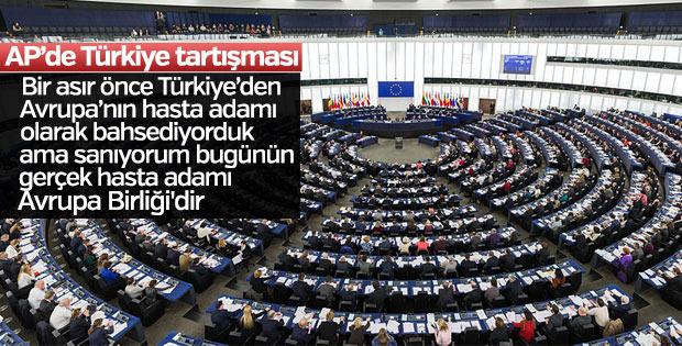 AP'de Türkiye oturumu yapıldı