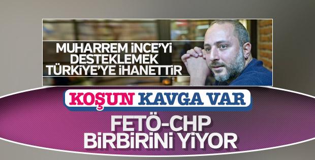 Hayko Bağdat: İnce'yi desteklemek Türkiye'ye ihanettir