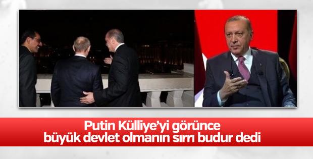 Erdoğan'dan Kılıçdaroğlu'na: Külliye'yi hazmedemedi