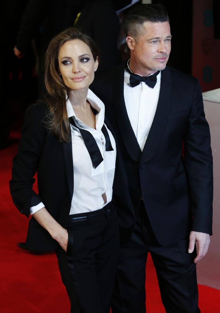 Erkeksi güzel Angelina Jolie