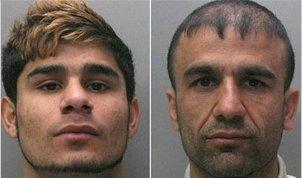 İngiltere'de bir tecavüz çetesi yakalandı