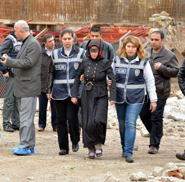Konya'da kadın kendini fuhşa zorlayan adamı öldürüp yaktı