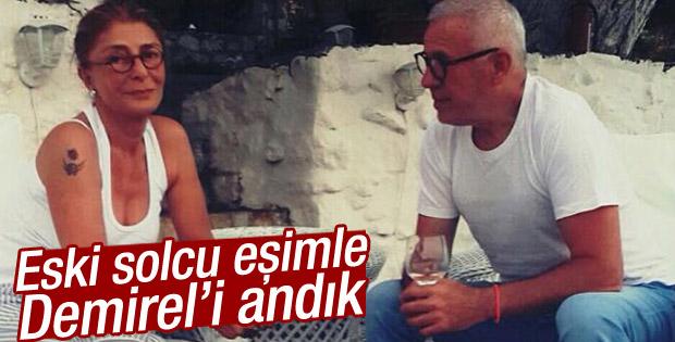 Ertuğrul Özkök'ten Süleyman Demirel paylaşımı