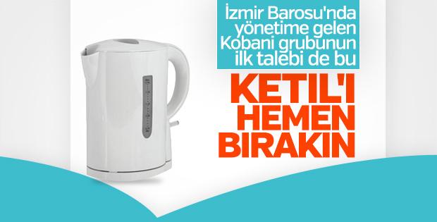 İzmir Barosu'ndan AİHM'nin Demirtaş kararına destek