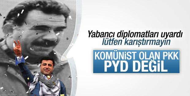 Selahattin Demirtaş: PKK komünist PYD değil