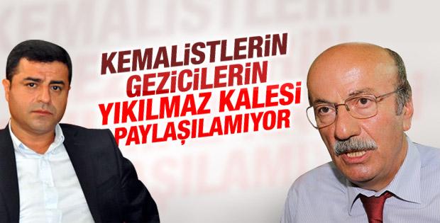 CHP'nin Demirtaş'a karşı Kadıköy adayı Bekaroğlu