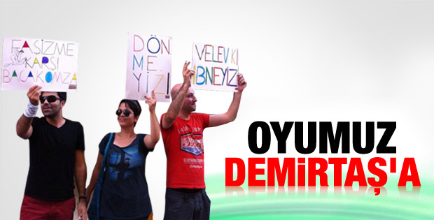 LGBTİ örgütleri: Oyumuz Selahattin Demirtaş'a
